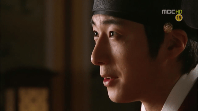 2012 2 Jung II-woo in The Moon that Embraces the Sun Episode 13 00026