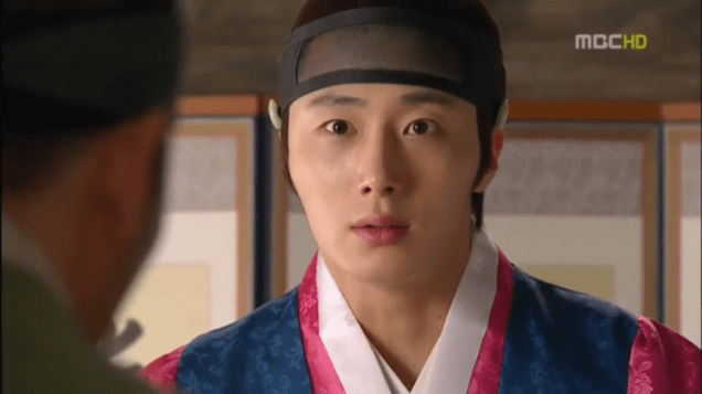 2012 2 Jung II-woo in The Moon that Embraces the Sun Episode 14 00008
