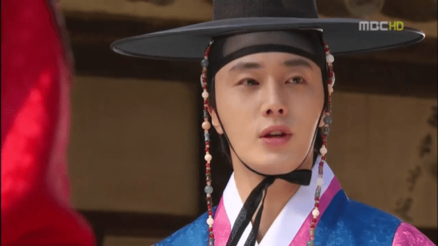 2012 2 Jung II-woo in The Moon that Embraces the Sun Episode 14 00010