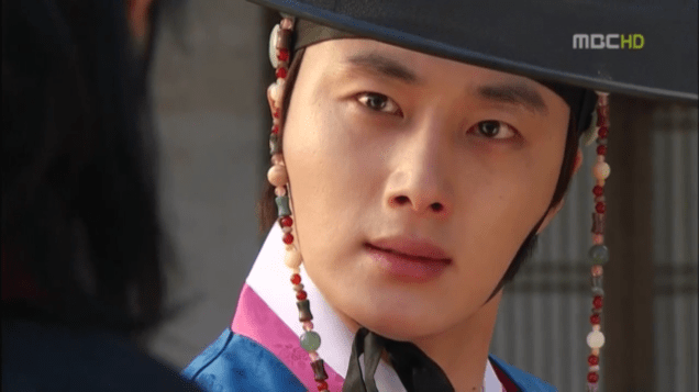 2012 2 Jung II-woo in The Moon that Embraces the Sun Episode 14 00015