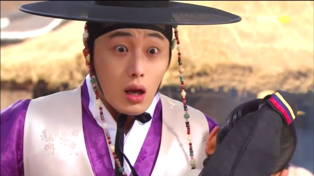 2012 Jung II-woo in The Moon Embracing the Sun Episode 10 00010
