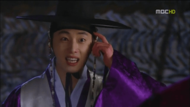2012 Jung II-woo in The Moon Embracing the Sun Episode 10 00022