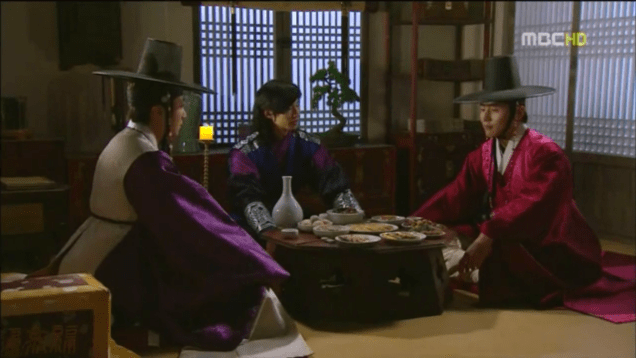 2012 Jung II-woo in The Moon Embracing the Sun Episode 10 00025