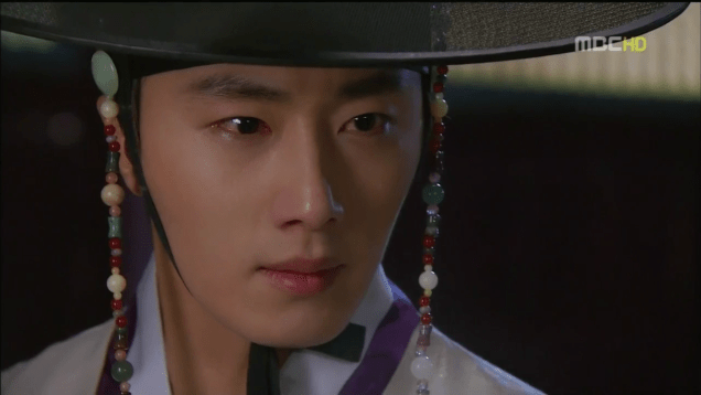 2012 Jung II-woo in The Moon Embracing the Sun Episode 11 00012