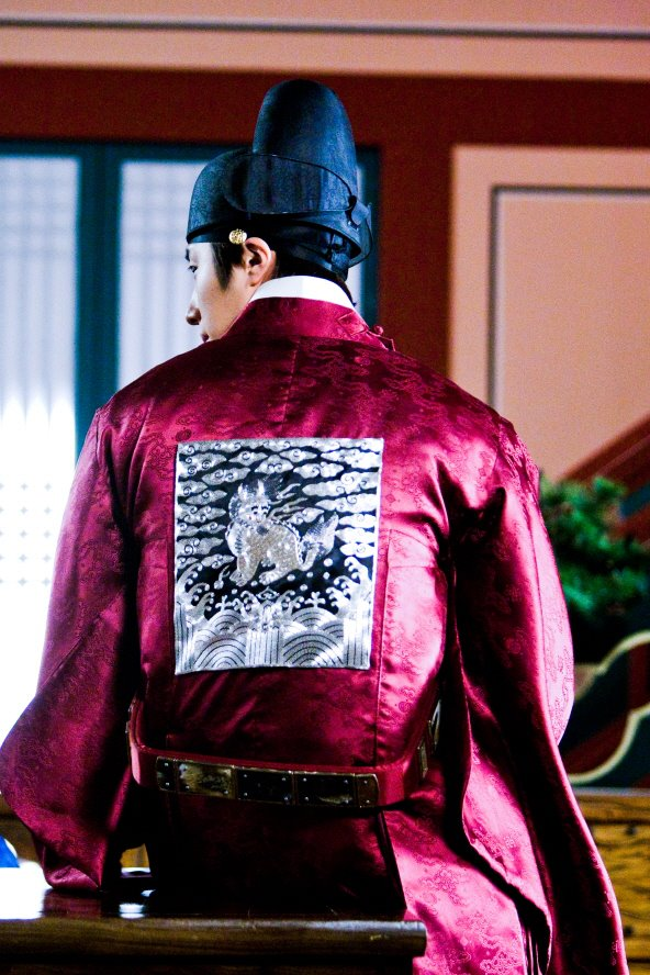 2012 Jung II-woo in the Moon that Embraces the Sun Episode 9,10 & 11 Extras 00008