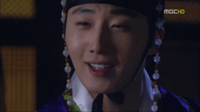 Jung II-woo in The Moon that Embraces the Sun Episode 15 00036