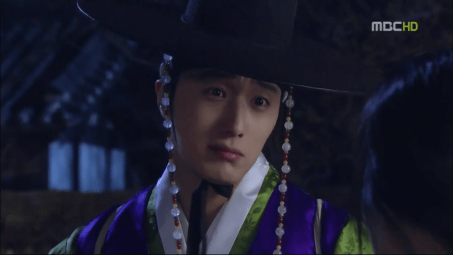 Jung II-woo in The Moon that Embraces the Sun Episode 15 00044