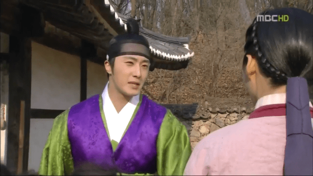 Jung II-woo in The Moon that Embraces the Sun Episode 15 00063