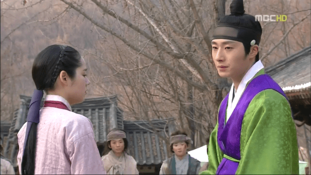 Jung II-woo in The Moon that Embraces the Sun Episode 15 00078