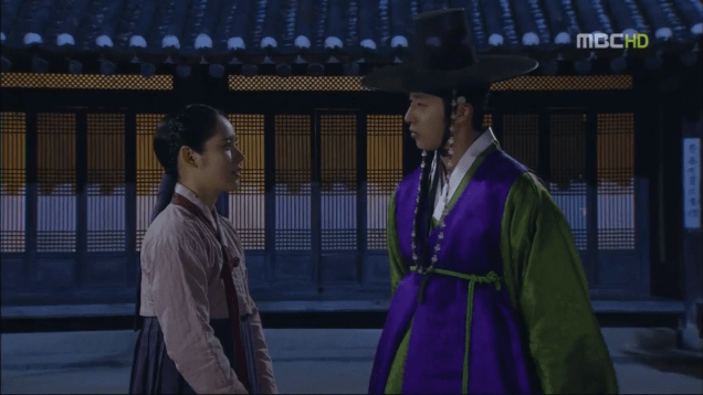 Jung II-woo in The Moon that Embraces the Sun Episode 15 00084