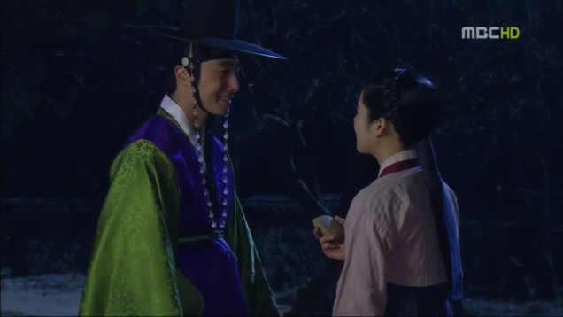 Jung II-woo in The Moon that Embraces the Sun Episode 15 00088