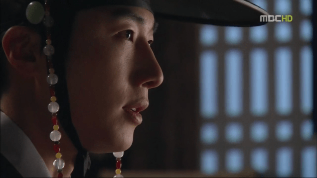 Jung II-woo in The Moon that Embraces the Sun Episode 15 00100