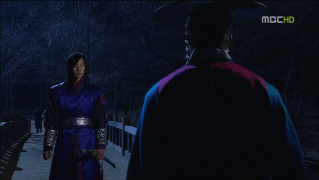 Jung II-woo in The Moon that Embraces the Sun Episode 17 00030