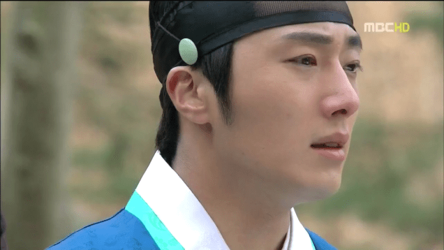 Jung II-woo in The Moon that Embraces the Sun Episode 17 00062
