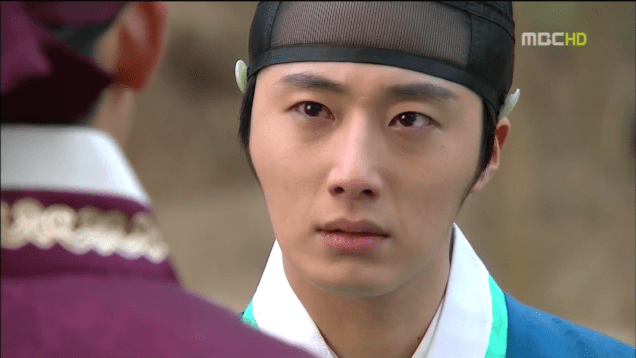 Jung II-woo in The Moon that Embraces the Sun Episode 17 00065