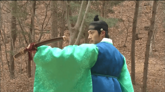Jung II-woo in The Moon that Embraces the Sun Episode 17 00066