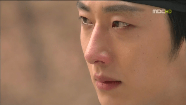 Jung II-woo in The Moon that Embraces the Sun Episode 17 00070