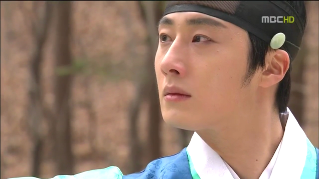 Jung II-woo in The Moon that Embraces the Sun Episode 17 00072