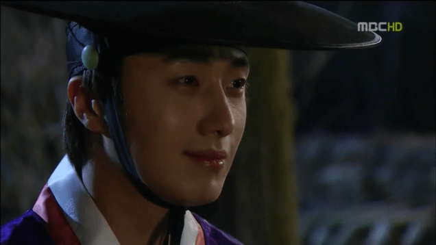 Jung II-woo in The Moon that Embraces the Sun Episode 18 00019
