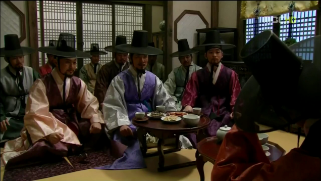 Jung II-woo in The Moon that Embraces the Sun Episode 18 00022