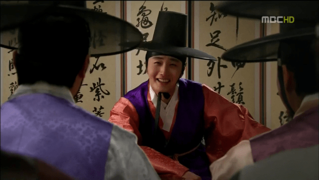 Jung II-woo in The Moon that Embraces the Sun Episode 18 00029