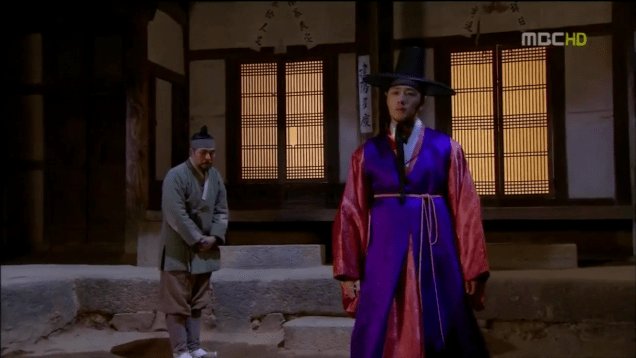 Jung II-woo in The Moon that Embraces the Sun Episode 18 00041