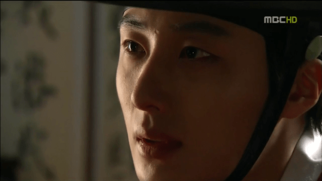 Jung II-woo in The Moon that Embraces the Sun Episode 18 00053