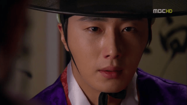Jung II-woo in The Moon that Embraces the Sun Episode 19 00002