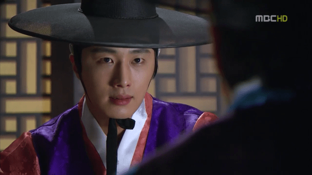 Jung II-woo in The Moon that Embraces the Sun Episode 19 00009