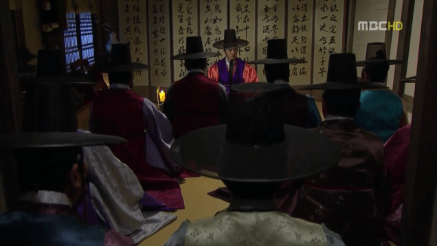 Jung II-woo in The Moon that Embraces the Sun Episode 19 00012