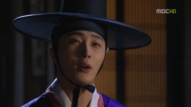 Jung II-woo in The Moon that Embraces the Sun Episode 19 00016