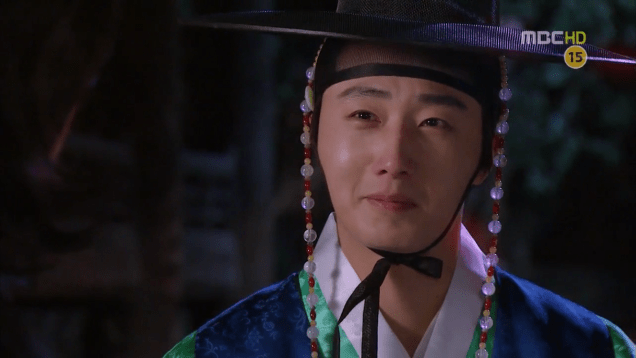 Jung II-woo in The Moon that Embraces the Sun Episode 20 Ghost -Woon part 00009
