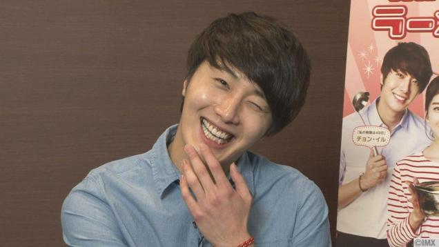 2012 3 JIW Jung II-woo in Japan Part 3 Flower Boy DVD Press 00012