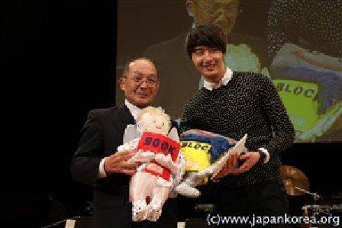 2012 4 8 Jung II-woo at Japan:Korea Festa00039
