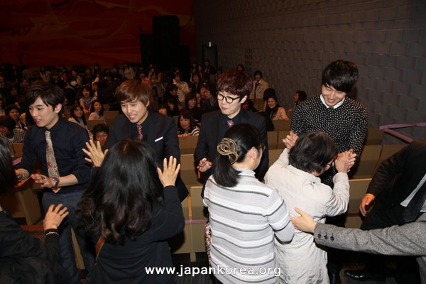 2012 4 8 Jung II-woo at Japan:Korea Festa00051