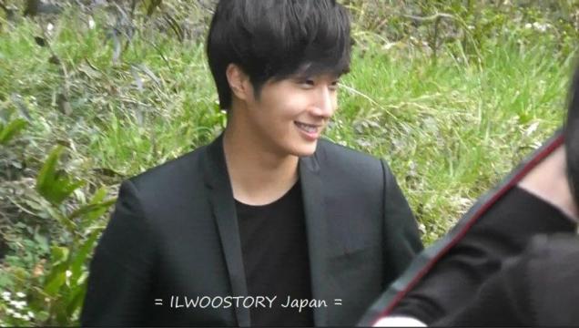2012 4 9 Jung II-woo at Koma Temple in Hidaka Japan.00025