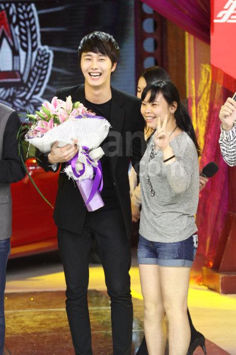 2012 5 Hunan's TV Up Go 00004
