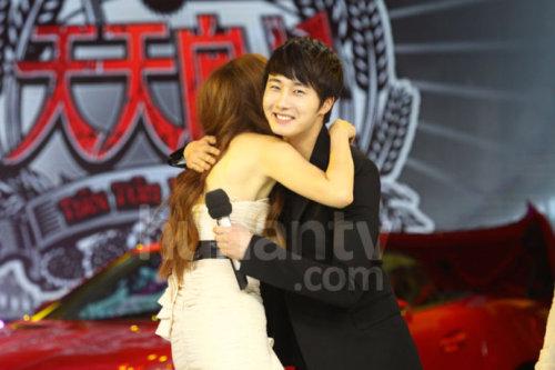 2012 5 Hunan's TV Up Go 00007