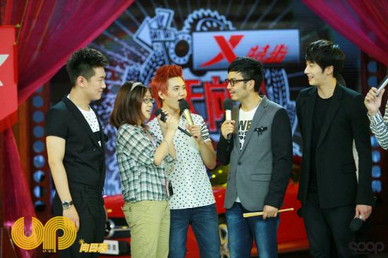 2012 5 Hunan's TV Up Go 00015