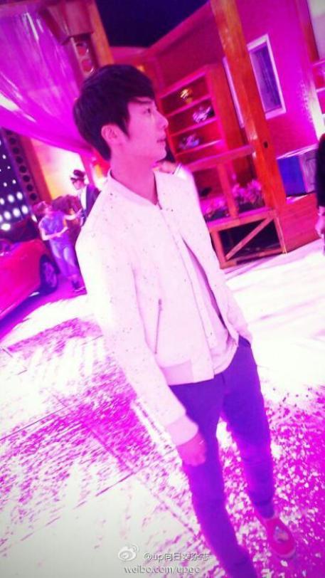 """2012 5 Hunan's TV """"Up Go"""" 00016.jpg"""