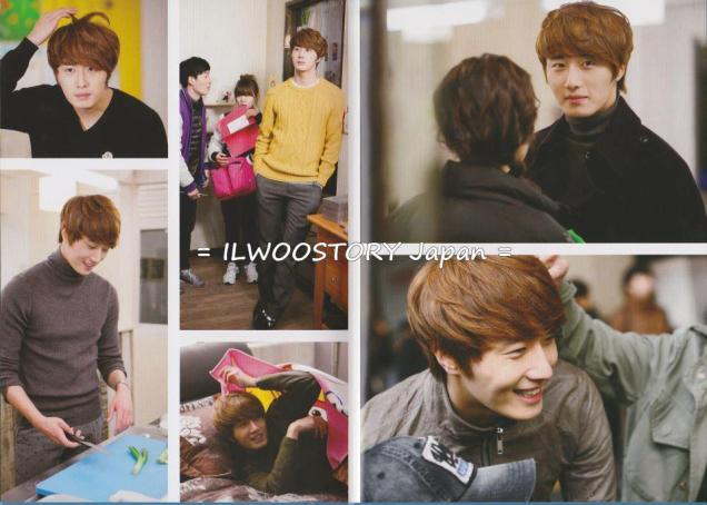 Flower Boy Ramyun Shop Japanese DVD Stills 00001