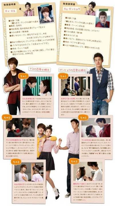 Flower Boy Ramyun Shop Japanese DVD Stills 00006