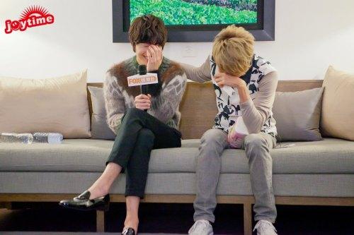 2012 10 23 Jung II-woo travels to Taiwan. I love JK Program 00007