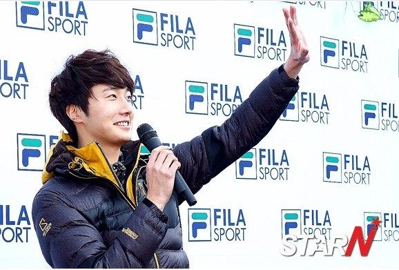 2012 11 3 Jung II-woo for FILA's Green Campaign00004