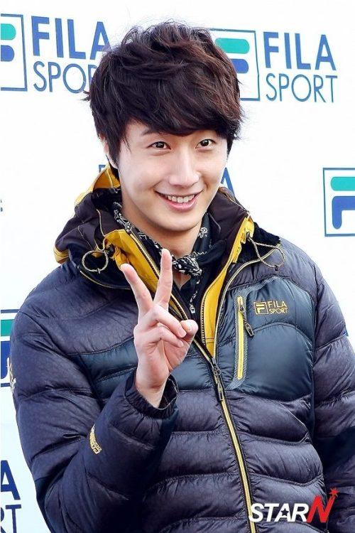 2012 11 3 Jung II-woo for FILA's Green Campaign00019
