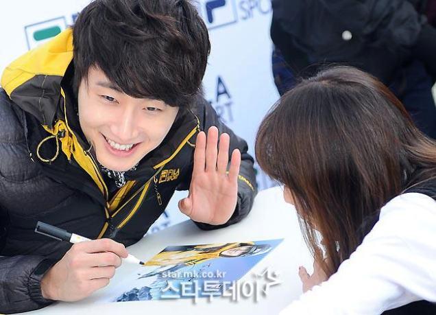 2012 11 3 Jung II-woo for FILA's Green Campaign00040