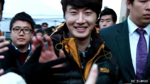 2012 11 3 Jung II-woo for FILA's Green Campaign00076