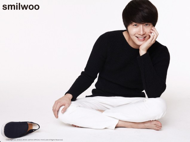 2012 11 Jung II-woo for SMILWOO Japanese Fan Club Photoshoot 100002