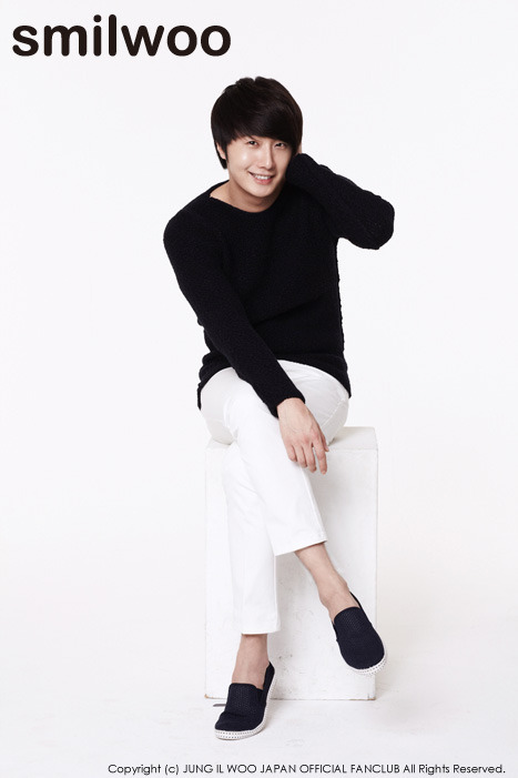 2012 11 Jung II-woo for SMILWOO Japanese Fan Club Photoshoot 100003