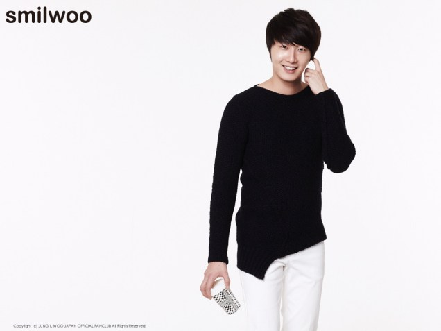 2012 11 Jung II-woo for SMILWOO Japanese Fan Club Photoshoot 100004